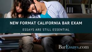 New California Bar Exam Format